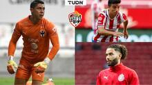 Hugo se complica para Chivas; Huerta y Beltrán entran en planes