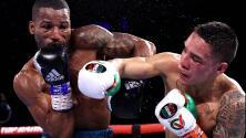 ¿Qué pelea vieron? Valdez supera a Conceiçao con polémica DU