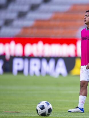 Pachuca y Santos se veían las caras en el Estadio Hidalgo en busca de afianzarse un poco más en zona de Liguilla.