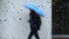 No olvides el paraguas: pronostican lluvias intensas para este lunes en Dallas
