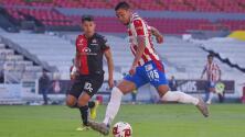 Atlas rescata el empate ante Chivas 1-1 y dejan todo para la Final de Vuelta