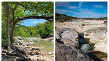 Este parque estatal de Texas tiene rocas prehistóricas y ríos con agua cristalina