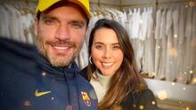 """""""Ya necesito que se case, ¡ya!"""": Julián Gil muestra los nervios de su hija mientras él solo quiere pasear"""
