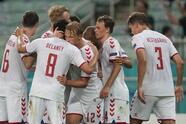 Dinamarca a Semifinales de la Euro 2020