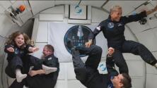 Histórica hazaña: Space-X lanza al espacio su primer vuelo espacial con tripulación civil