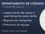 ¿Buscan trabajo? El Departamento de Códigos de la Ciudad de Dallas te quiere contratar ya