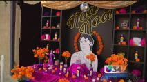 Homenaje a Juan Gabriel en la Plaza de Cultura de Los Angeles
