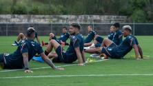 Roger, Viñas y Benedetti, dudas para enfrentar a Tigres