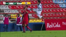 ¡TIRO ATAJADO! disparo por Jorge Rodriguez.
