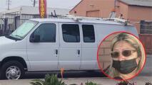 """""""Se me partió mi corazón"""": roban el vehículo y única herramienta de trabajo a esta madre soltera en Hawthorne"""