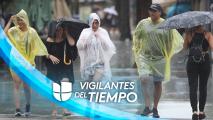 Saca el paraguas porque hay probabilidad de lluvias en esta mañana de viernes en Miami