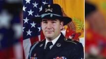 Un sargento del ejército acusado de asesinato y asalto agravado por disparar a Garrett Foster