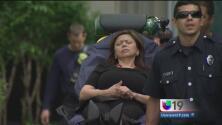Ligia Sandoval fue sentenciada a prisión por fraude inmobiliario