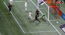 ¡Gloriosa salvada! Brad Guzan le niega el empate a Inter Miami en el minuto 90
