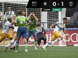 Los Quakes de Matías Almeyda dan la campanada en Seattle con gol de Cristian Espinoza