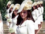 Sí, Kate hizo mal al repetir vestido en la boda de Meghan y estas son las razones (lee antes de juzgar)