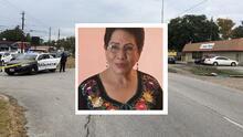 Arrestan al sospechoso de matar a mujer hispana tras asaltarla y arrollarla fuera de un McDonald's en Houston