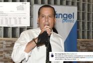 """""""Para todos los que están ansiosos y preocupados"""" Georgie Navarro presume resultados de prueba de dopaje en las redes"""