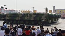 Imágenes confirman que China expande su capacidad nuclear con más de 200 silos con misiles
