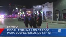 Buscan a joven de 19 años como sospechoso de matar a turista en tiroteo masivo de Austin