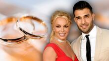 ¿Habrá boda? Novio de Britney Spears es avistado viendo anillos en lujosa tienda de joyas