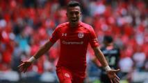 ¡Está encendido! Fernando Uribe el mejor extranjero de la jornada