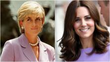 La joya favorita de princesa Diana que heredó Kate Middleton