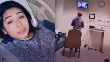 """""""Yo le hubiera dado una cachetada"""": Hombre lleva su videojuego al hospital mientras su novia estaba en trabajo de parto"""