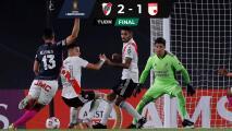 ¡Increíble! River Plate gana 'sin' portero y se queda con el liderato