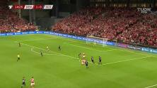 ¡El 2-0 de Dinamarca! Mahle amplió sobre la endeble Escocia