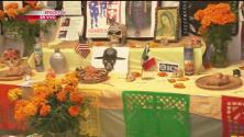 Recuerdan a los inmigrantes que murieron injustificadamente en los altares de Día de Muertos en Stockton