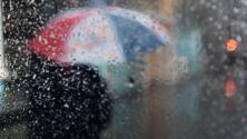 No dejes el paraguas en casa si sales esta noche: habrá condiciones inestables en Dallas para el resto del lunes