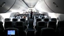 Cuáles son los protocolos de vuelo y cómo evitar incidentes con auxiliares dentro de un avión
