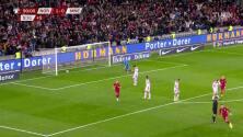 Doblete de Elyounoussi y Noruega le gana 2-0 a Montenegro