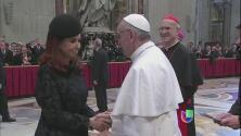 El papa Francisco inició hoy su papado despertando un sentimiento de esperanza