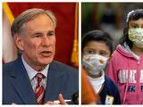 """Usar o no mascarillas """"ahora es responsabilidad de cada quien"""", dice el gobernador de Texas"""