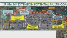 Aprobación de la extensión de la autopista 836 enfrenta al senador Marco Rubio y al alcalde de Miami-Dade