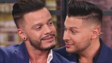 Arnaldo se animó a regresar por José para ver si pueden arreglar sus diferencias y ser más que amigos