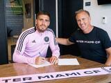 Inter Miami hace oficial el fichaje de Ventura Alvarado
