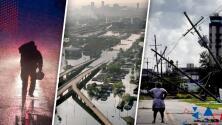 """""""En tinieblas"""": 16 años después , Luisiana parece revivir la tragedia de Katrina"""