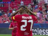¡Salzburg perdona! Adeyemi falla de penalti ante la presión de Bono