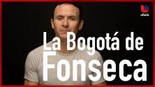 Fonseca habla como nunca de su lugar de origen: Bogotá