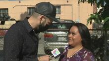Esta madre soltera mexicana es sorprendida por Jomari Goyso