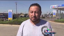 Hombre pide ayuda para recuperar su camioneta robada