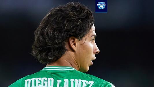 ¿Cuándo va a tener regularidad Diego Lainez en el Betis?
