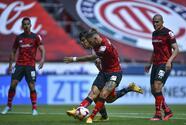 Joao Plata pone cifras definitivas entre Toluca y Necaxa