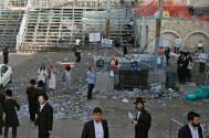 Autoridades investigan qué detonó el caos y provocó la estampida que dejó decenas de muertos en Israel