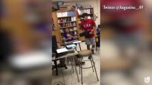 Estudiante sorprende a su profesor con par de Air Jordans que siempre quiso