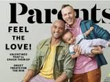 La revista Parents incluye por primera vez a una pareja gay en su portada