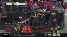 ¡Regresó el Bombardero! Carlos Vela volvió a la cancha con LAFC